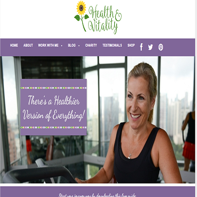 Health and Vitality