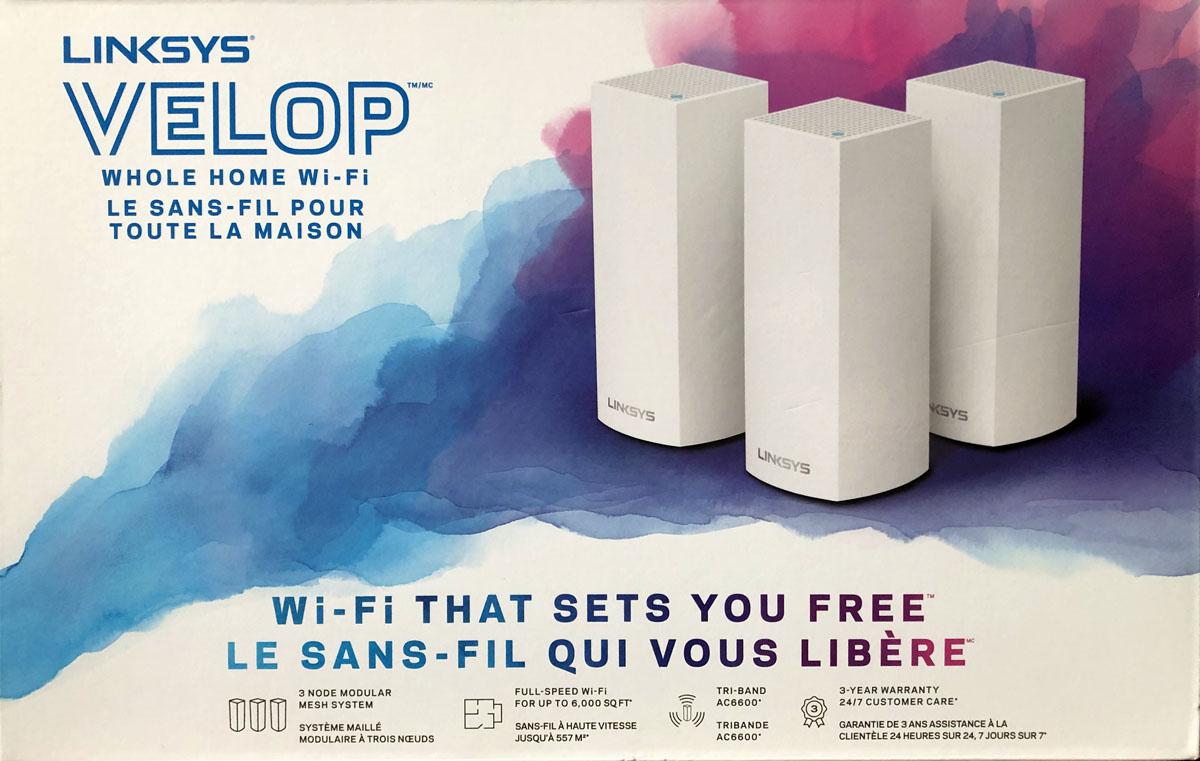 GRIT Online blog – Velop Mesh Wi-Fi