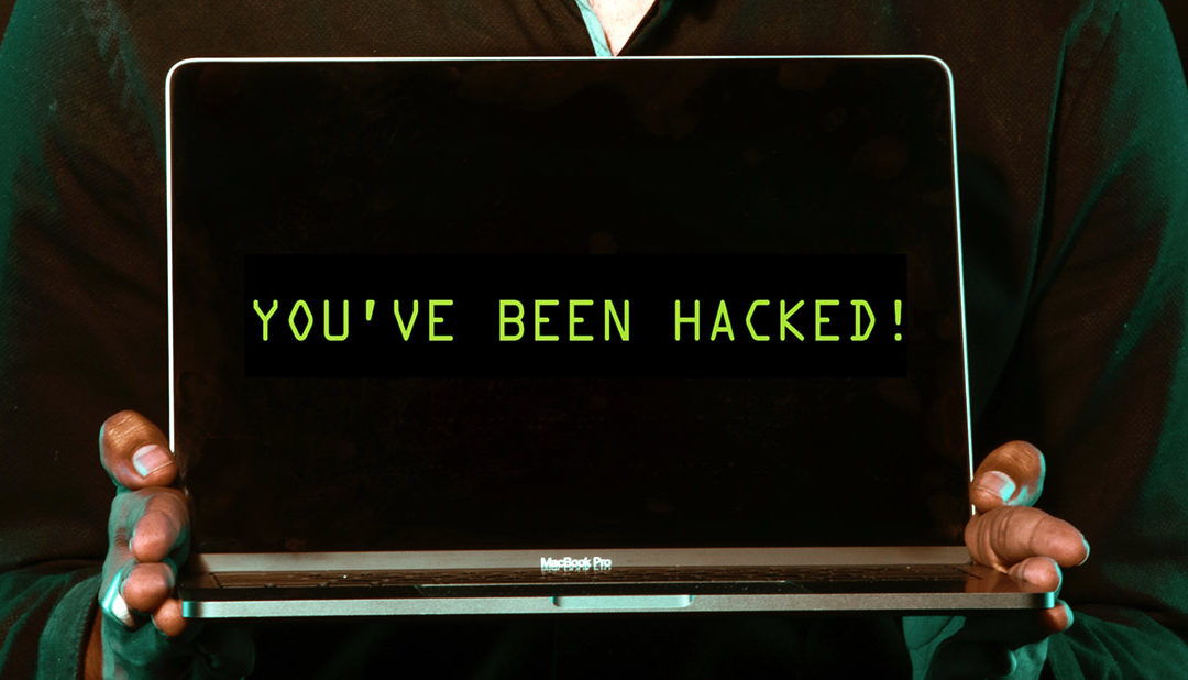 How to get hacked?